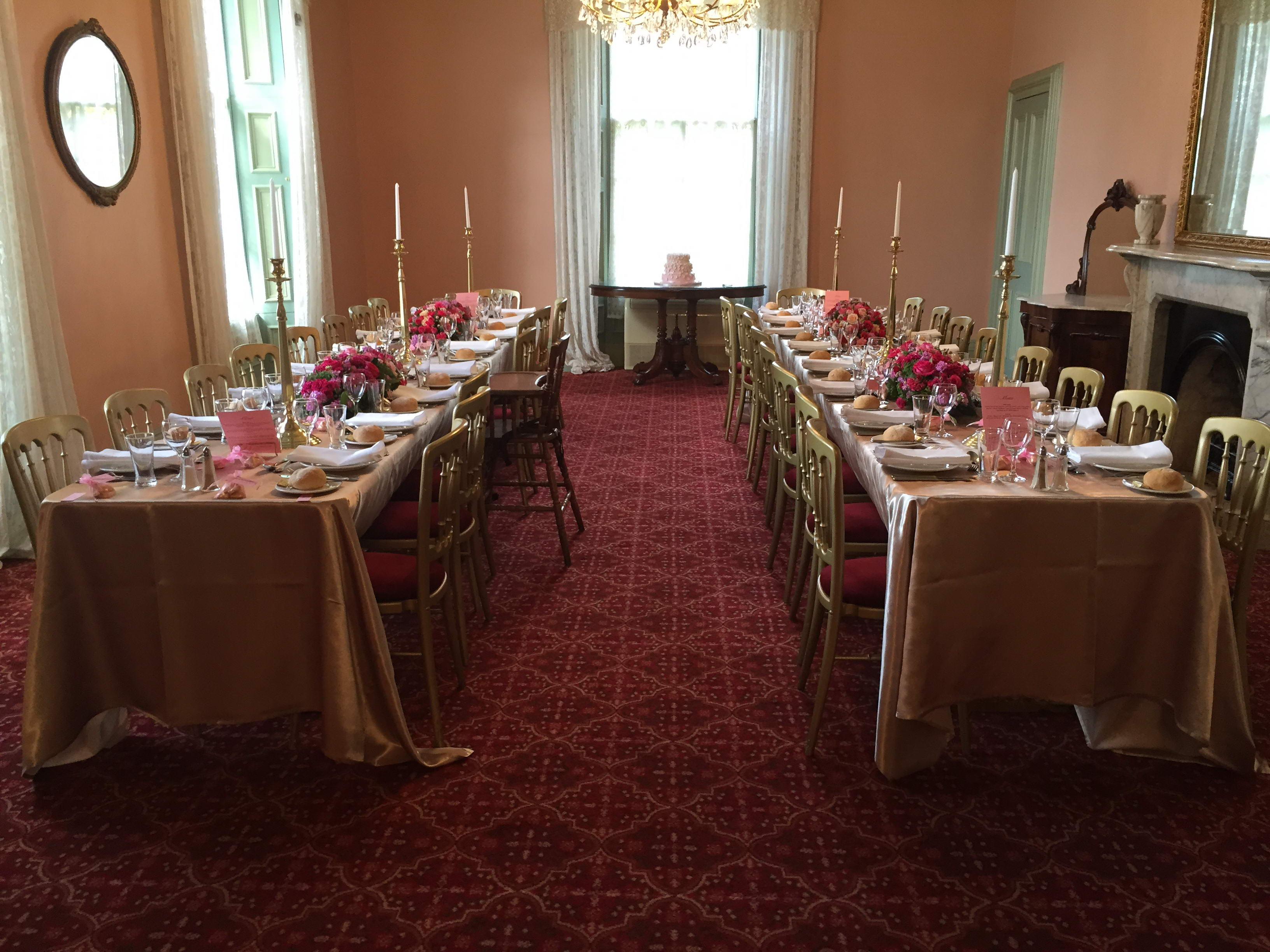 Private Wedding Venue Hire In Melbourne Overnewton Castle